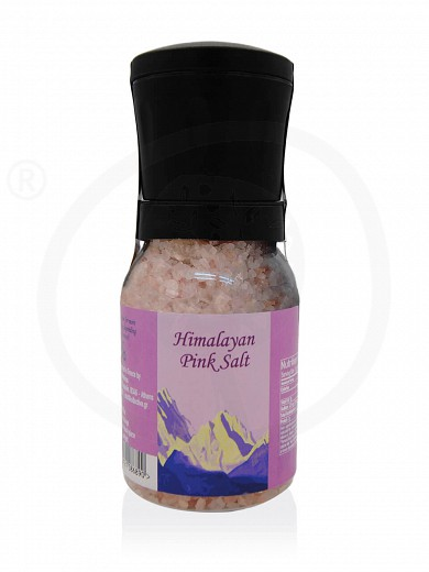 "Himalayan salt grinder from Attica ""Kollectiva"" 9.9oz"