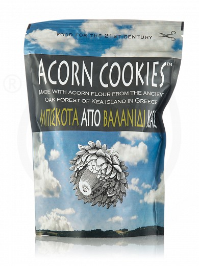 "Acorn cookies from Kea ""Oakmeal"" 10.6oz"