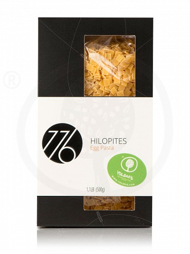 "«Hilopites» traditional egg pasta from Ilia ""776 Deluxe Foods"" 17.6oz"