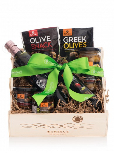 GAEA gift basket - small