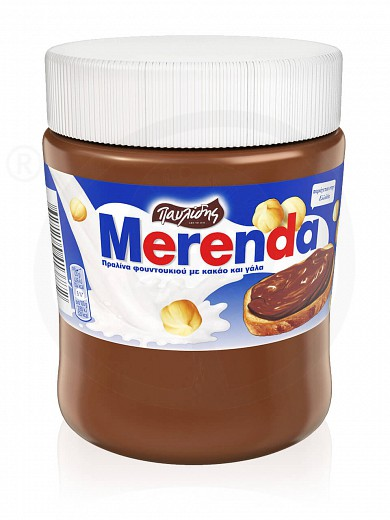 "«Merenda» chocolate & hazelnut spread, from Attica ""Pavlides"" 12.7oz"