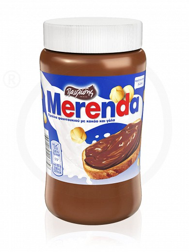 "«Merenda» chocolate & hazelnut spread, from Attica ""Pavlides"" 20.1oz"