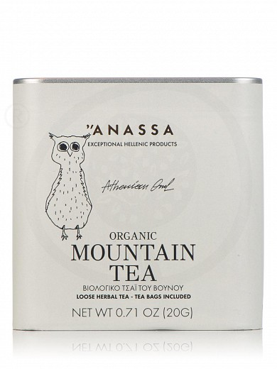"Μountain tea from Attica ""Anassa"" 0.7oz"