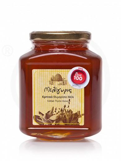 "Thyme honey from Crete ""Meligyris"" 28.2oz"