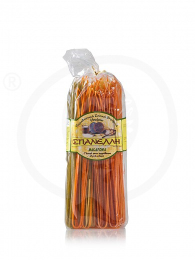 "Vegetable spaghetti from Ioannina ""Spanelli"" 17.6oz"