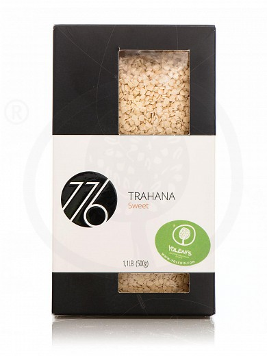 "«Trahanas» traditional milk pasta from Ilia ""776 Deluxe Foods"" 17.6oz"