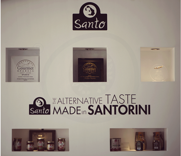 Union of Santorini Cooperatives Image