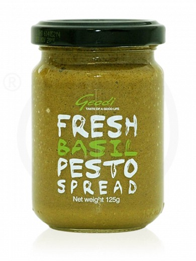 "Basil pesto spread from Attica ""Geodi"" 125g"
