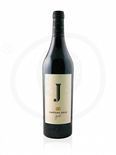 "«Chateau Julia» Merlot Regional red wine of Drama ""Domaine C. Lazaridis"" 750ml"