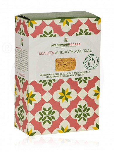 "Eclectic mastiha cookies from Attica ""Dear Greece"" 200g"