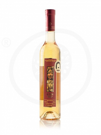 "«La Terra» P.D.O. Limnos ""Limnos Organic Wines"" organic natural sweet white wine 500ml"