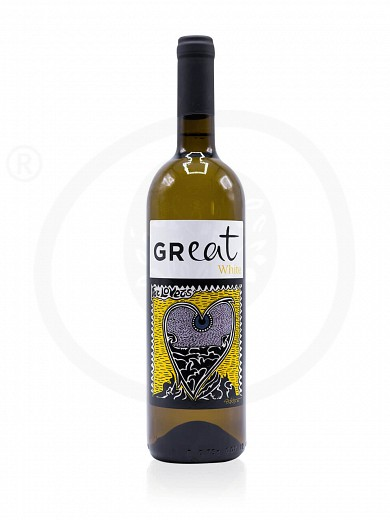 Limited edition «GReat» by Yoleni's White Wine 750ml