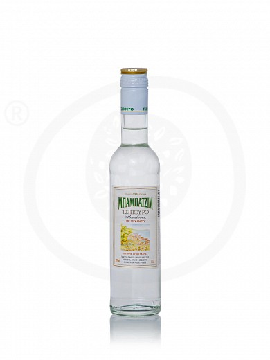"Macedonian tsipouro (grape distillate) with aniseed ""Babatzim"" 200ml"