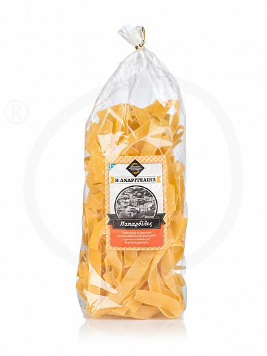 "«Papardelle» traditional pasta from Ilia ""Andritsena"" 500g"