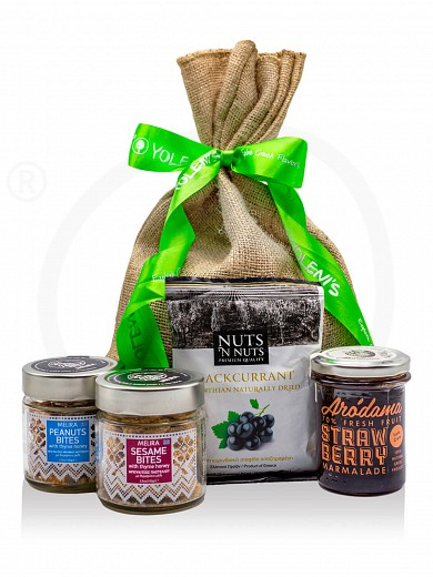 Greek Tradition in a gift pouch