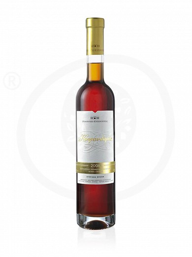 "Red sweet wine «Commandaria» from Cyprus ""Kyperounda Winery"" 500ml"