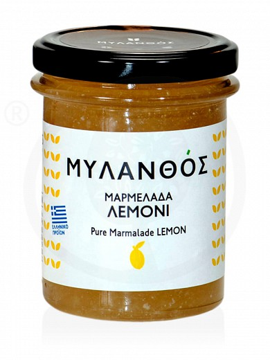 "Traditional lemon marmalade from Xylokastro ""Mylanthos"" 270g"