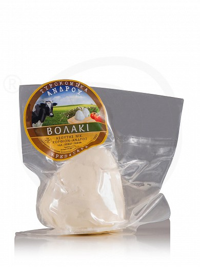 "Traditional soft cheese «Volaki» from Andros ""Assouti"" 280g"