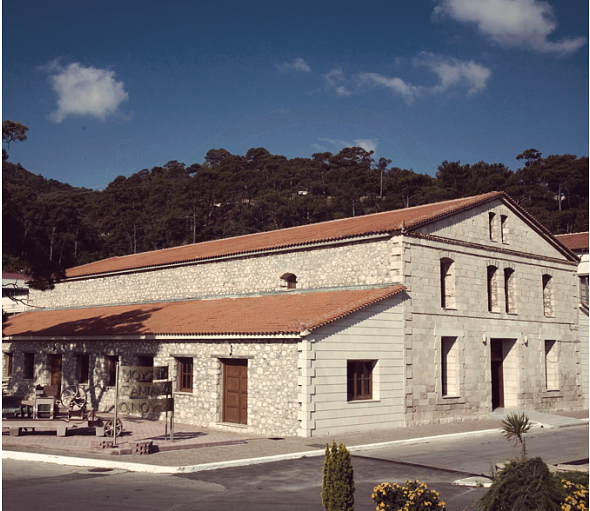 Union of Cooperative Winemaking of Samos Image
