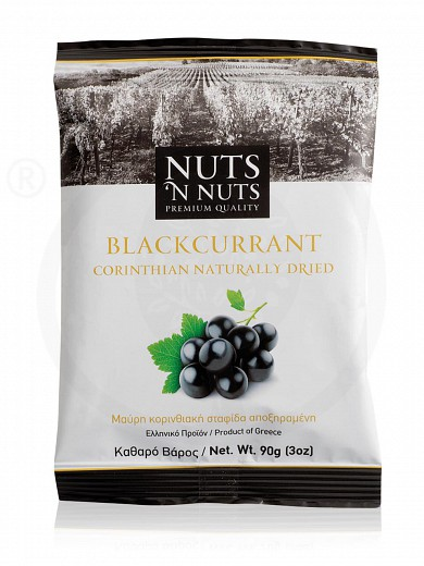"Corinthian black currant ""Nuts 'n Nuts"" 90g"