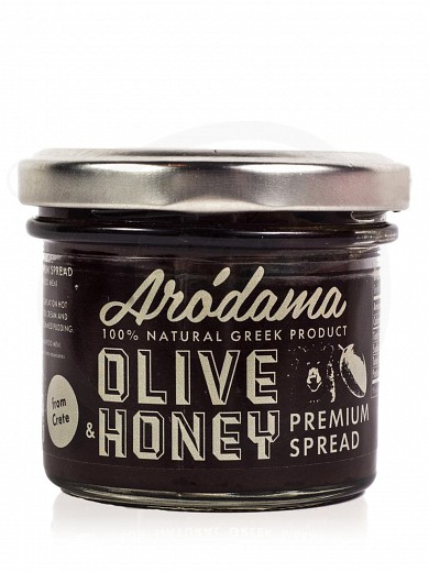 "Olive paste with thyme honey from Crete ""Arodama"" 100g"