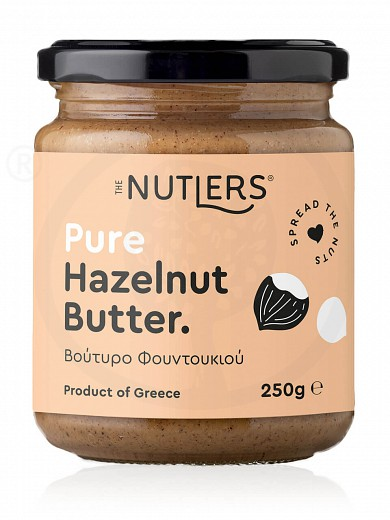 "Sugar-free hazelnut butter from Volos ""The Nutlers"" 250g"