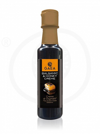"Balsamic creme with thyme honey «Oxymelo» ""Gaea"" 200ml"