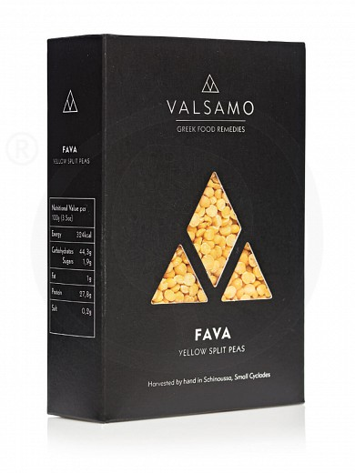 "Fava (yellow split peas) from Schinoussa ""Valsamo"" 400g"