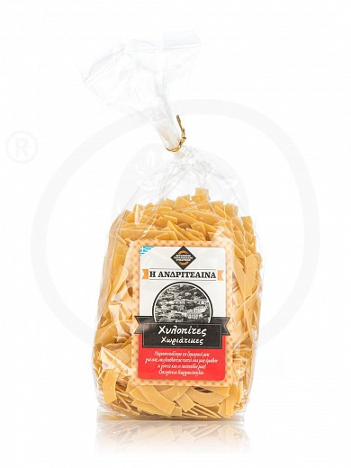 "«Hilopites» traditional country-style pasta from Ilia ""Andritsena"" 500g"