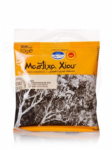 "Mastiha Chios «Medium Tears» ""Chios Gum Mastic Growers Association"" 10g"
