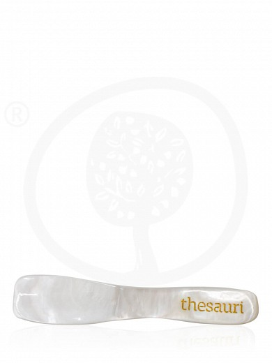 "«Mother of Pearl» Caviar Spoon ""Thesauri"""
