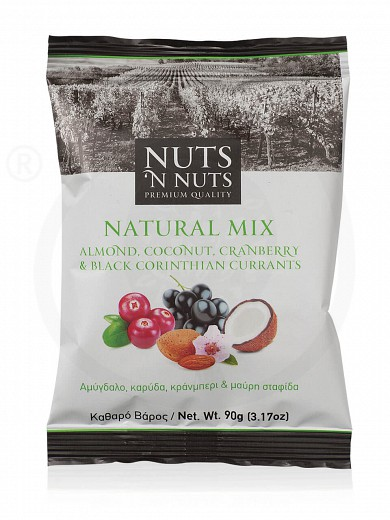 "Natural Mix ""Nuts 'n Nuts"" 90g"