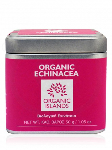 "Organic echinacea from Naxos ""Organic Islands"" 30g"