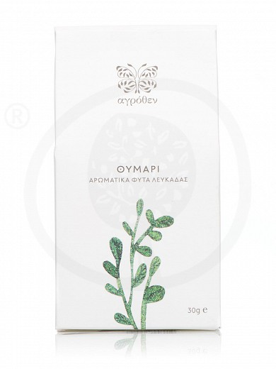 """Organic thyme from Lefkada """"Agrothen"""" 30g"""