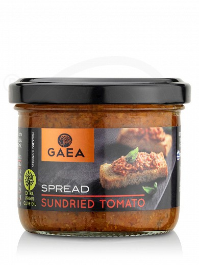 "Sun - dried tomato spread ""Gaea"" 100g"