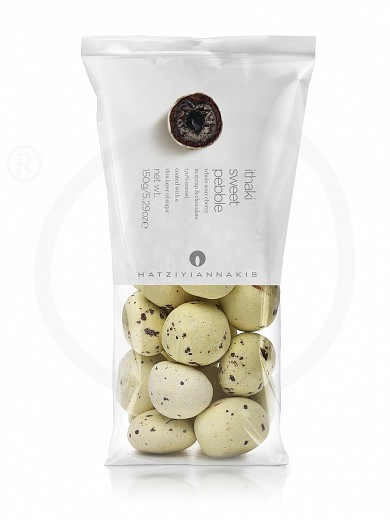 "Sweet pebble «Ithaki» from Attica ""Hatziyiannakis"" 150g"