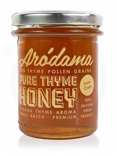 "Thyme honey from Crete ""Arodama"" 250g"