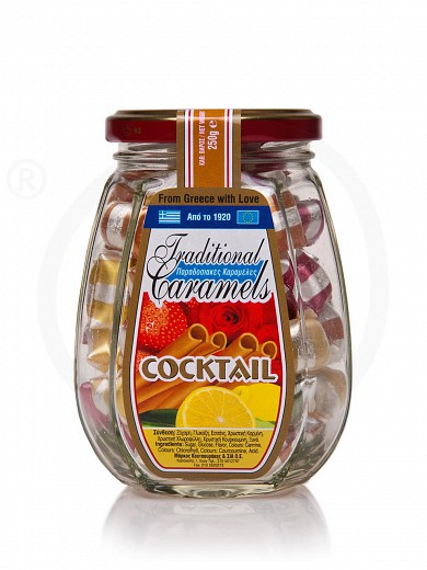 """Traditional cocktail candies from Attica """"Koutsourakis"""" 250g"""